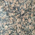 Granito Natural Cofe Brown desde $3290 metro lineal con nariz de 4cm recta y Zóclo de 7cm a la pared, transporte he instalación área metropolitana