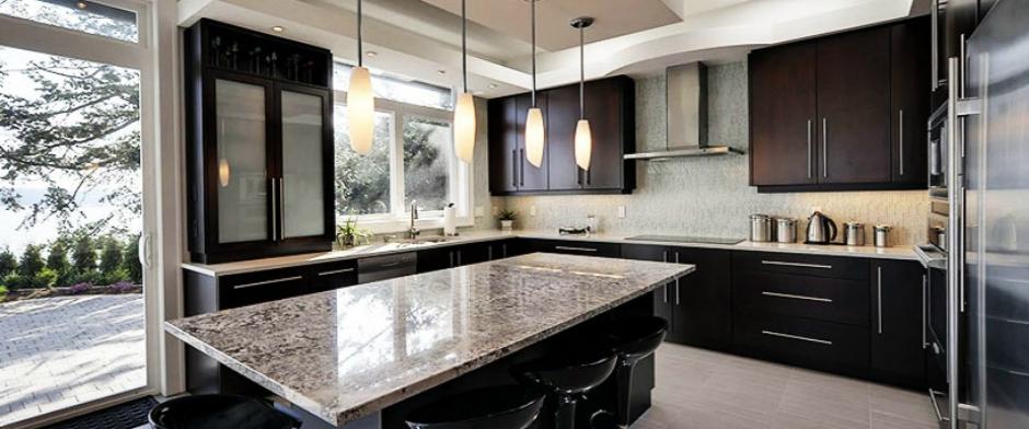 Cubiertas de marmol y granito cotiza con nosotros y for Granito blanco para cocina